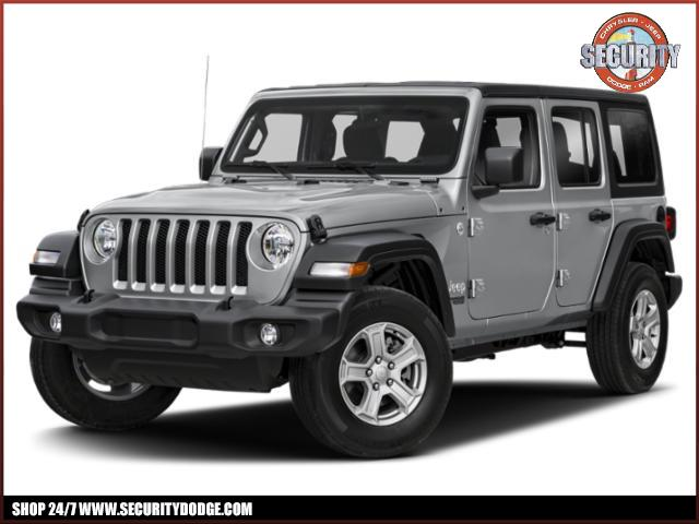 New 2020 JEEP Wrangler JL Willys 4x4
