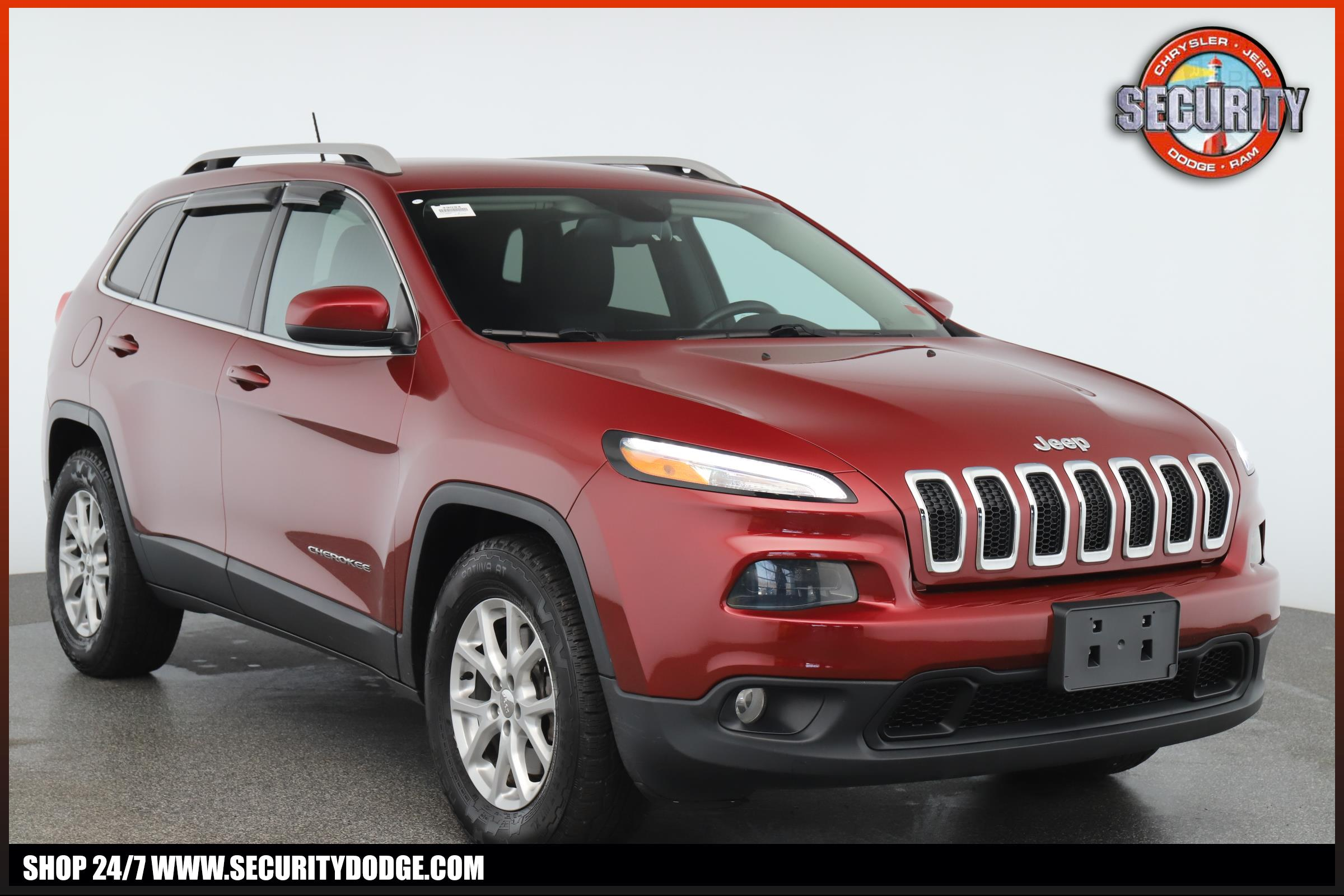 Pre-Owned 2014 Jeep Cherokee Latitude 4X4