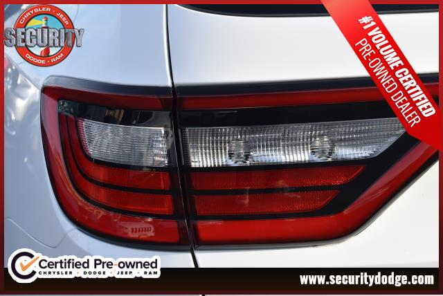 Certified Pre-Owned 2015 Dodge Durango AWD 4dr SXT