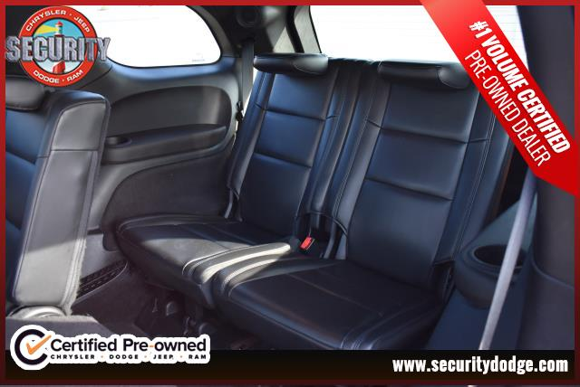 Certified Pre-Owned 2015 Dodge Durango AWD 4dr Limited