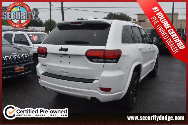 Certified Pre-Owned 2015 Jeep Grand Cherokee Altitude