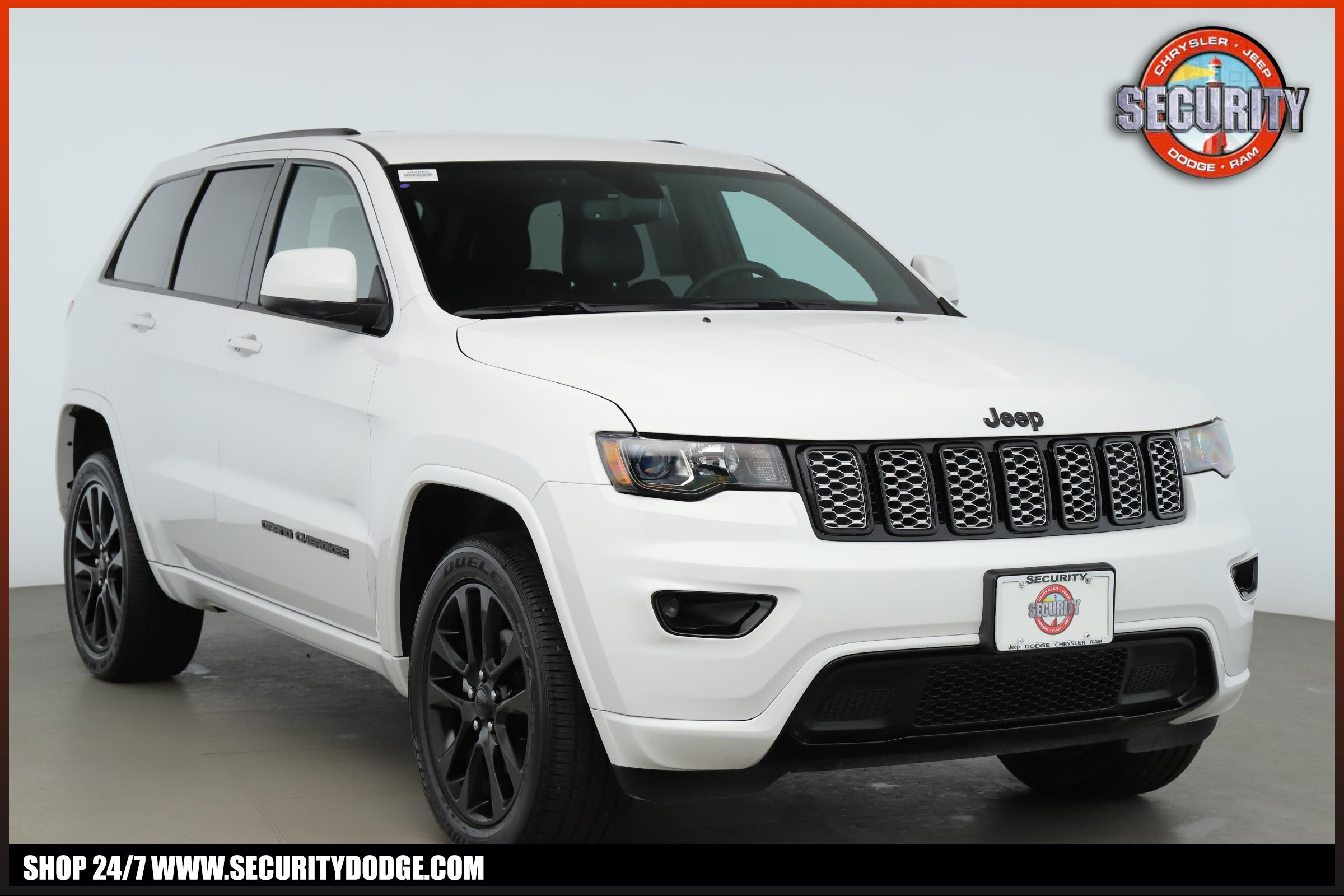 Certified Pre-Owned 2019 Jeep Grand Cherokee Altitude 4x4