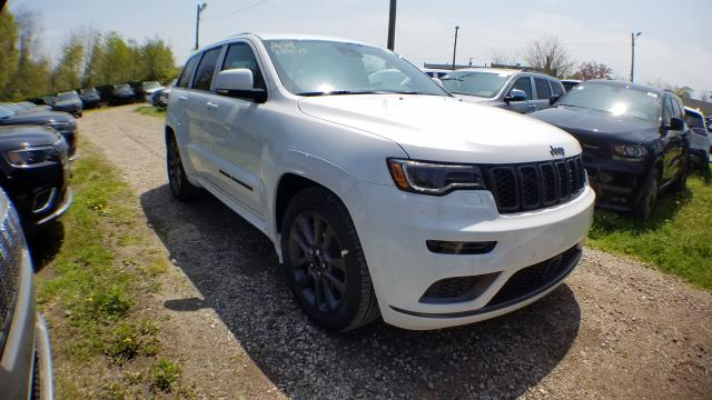 New 2019 JEEP Grand Cherokee High Altitude 4x4