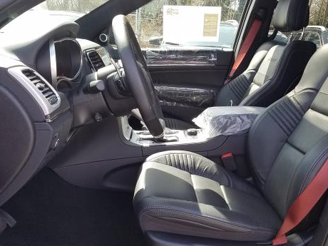 New 2019 JEEP Grand Cherokee SRT 4x4