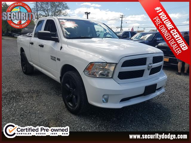 Certified Pre Owned 2016 Ram 1500 4wd Quad Cab Express