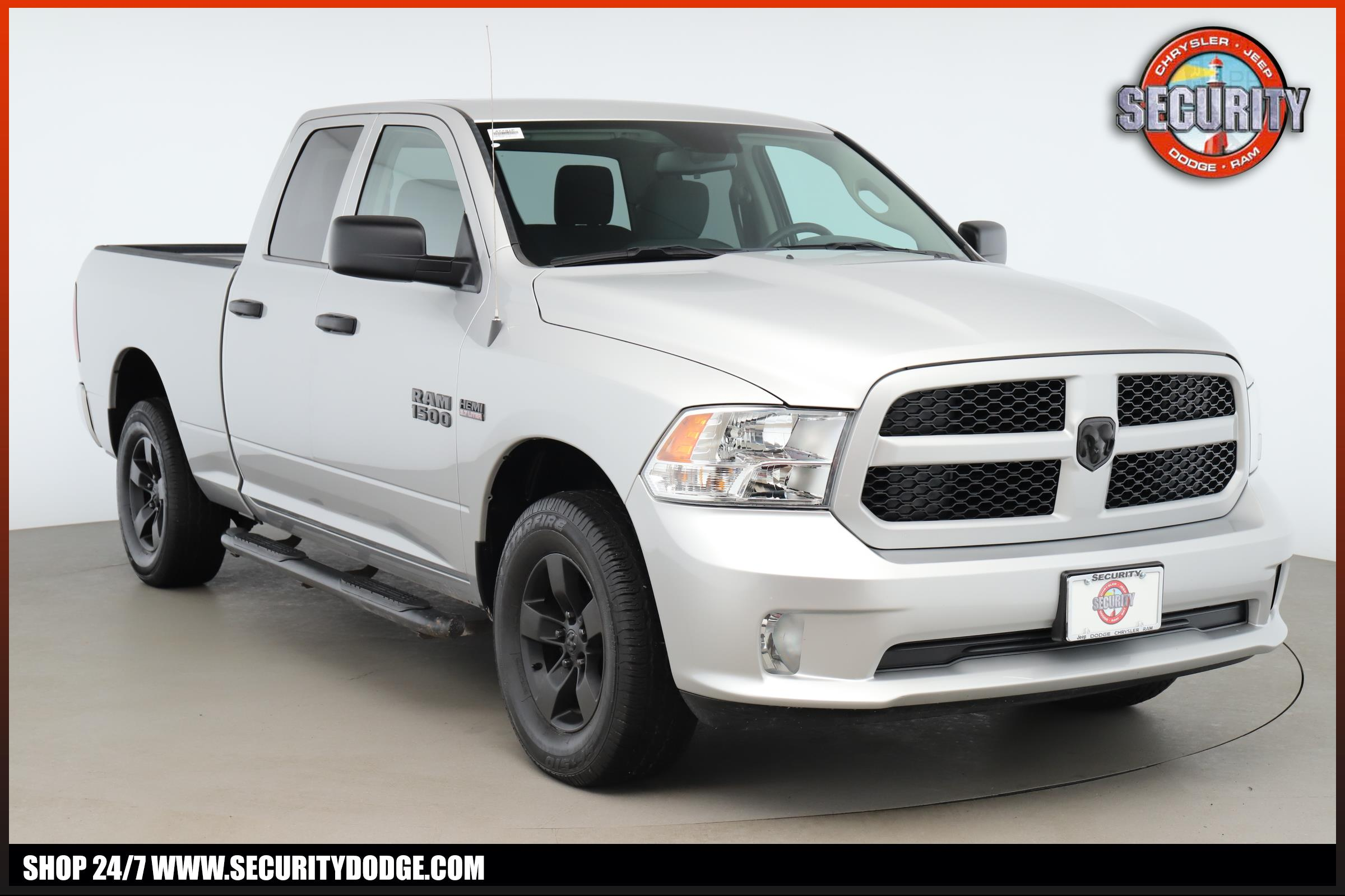 Certified Pre-Owned 2016 Ram 1500 ST Quad Cab 4X4