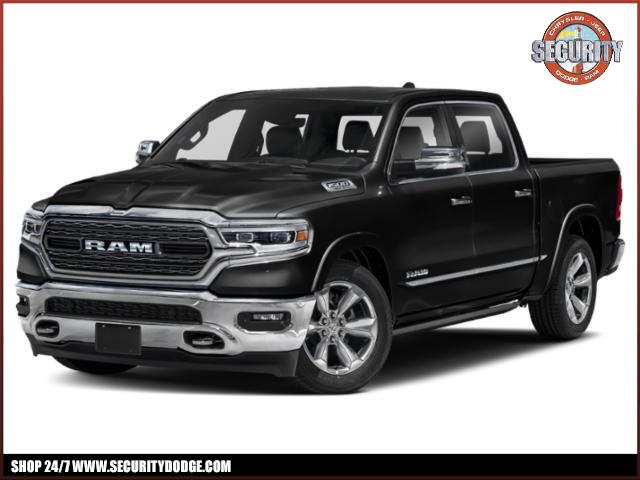 New 2020 RAM All-New 1500 Limited 4x4 Crew Cab 5'7 Box