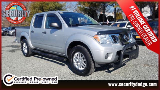 Pre Owned 2016 Nissan Frontier Crew Cab