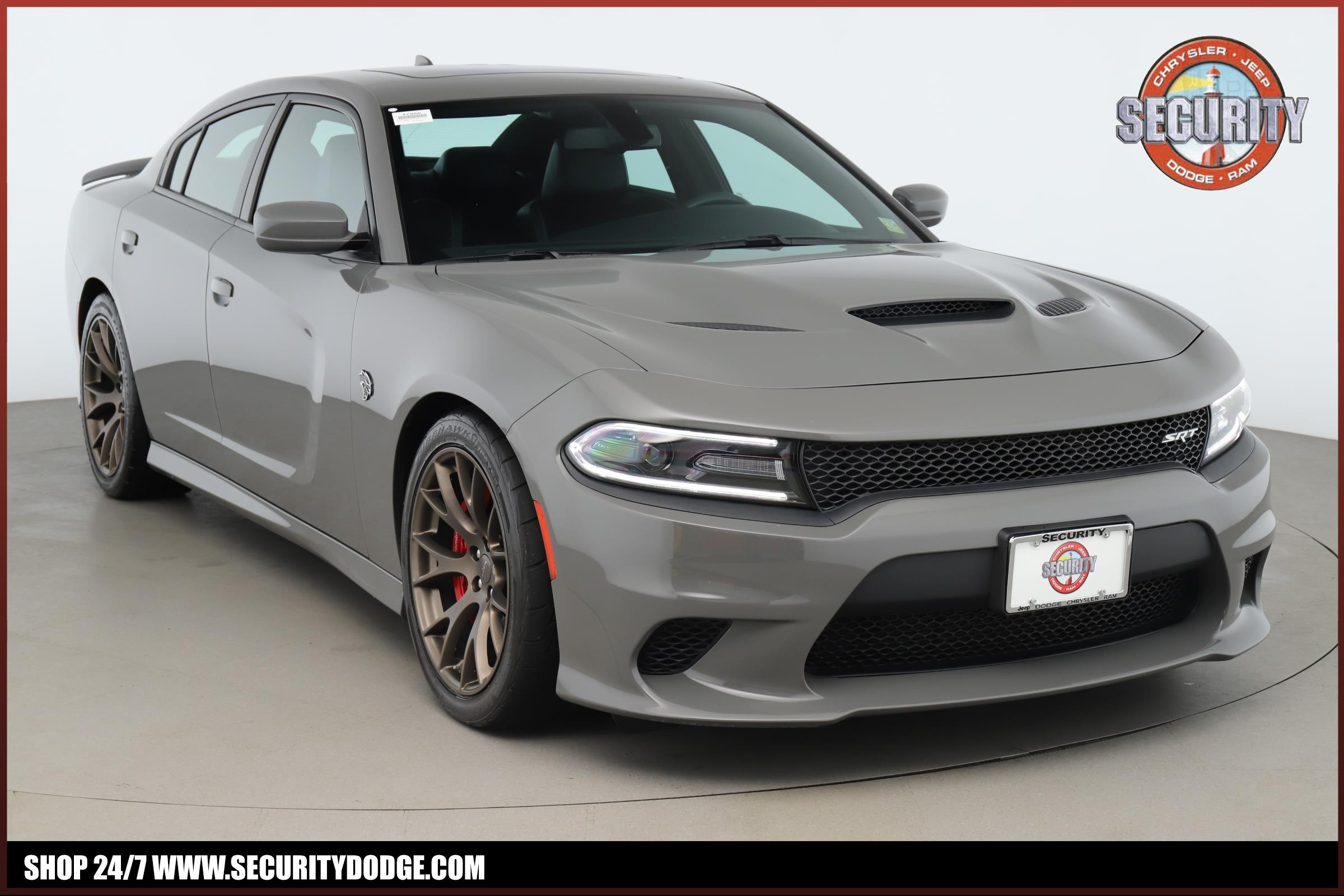 2017 Dodge Charger >> Pre Owned 2017 Dodge Charger Srt Hellcat With Navigation