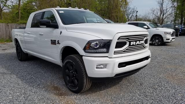 "New 2018 RAM 2500 Laramie 4x4 Mega Cab 6'4"" Box"