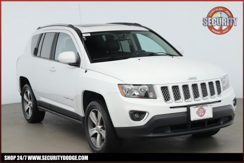 Certified Pre-Owned 2016 Jeep Compass High Altitude Edition 4X4