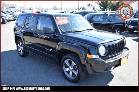 Certified Pre-Owned 2016 Jeep Patriot High Altitude Edition 4WD