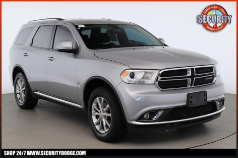 Certified Pre-Owned 2017 Dodge Durango SXT AWD