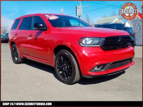 Certified Pre-Owned 2016 Dodge Durango AWD Limited