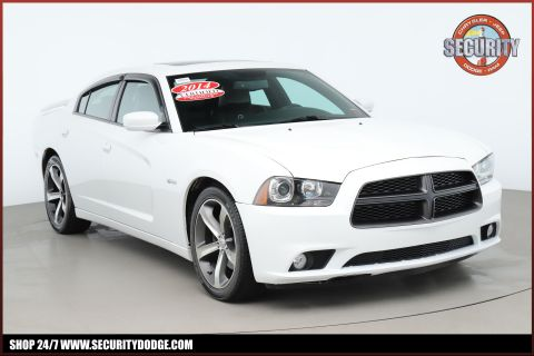 Certified Pre-Owned 2014 Dodge Charger R/T Plus 100th Anniversary Edition