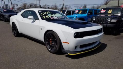 New 2018 DODGE Challenger SRT Hellcat Widebody RWD