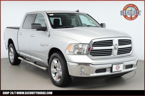 Certified Pre-Owned 2016 Ram 1500 Big Horn Crew Cab 4X4