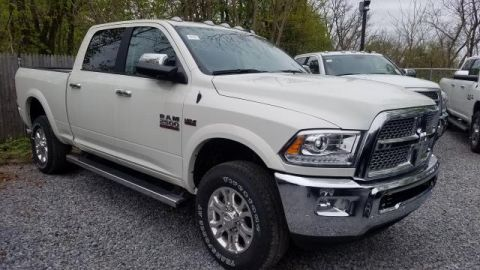 "New 2018 RAM 2500 Laramie 4x4 Crew Cab 6'4"" Box"